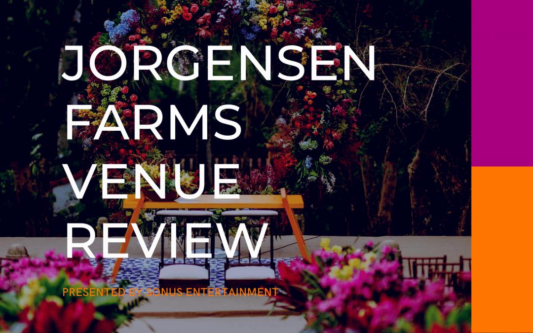 Jorgensen Farms Wedding Venue Review